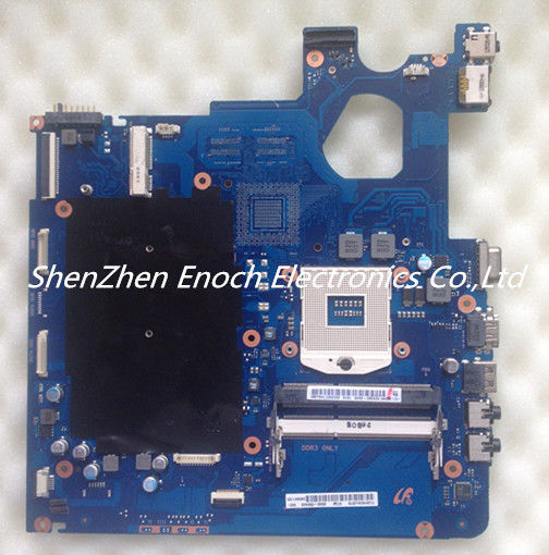 Para samsung np300 np300e7a ba92-09243a laptop motherboard integrado ba41-01750a scala3-17 stock n ° 13