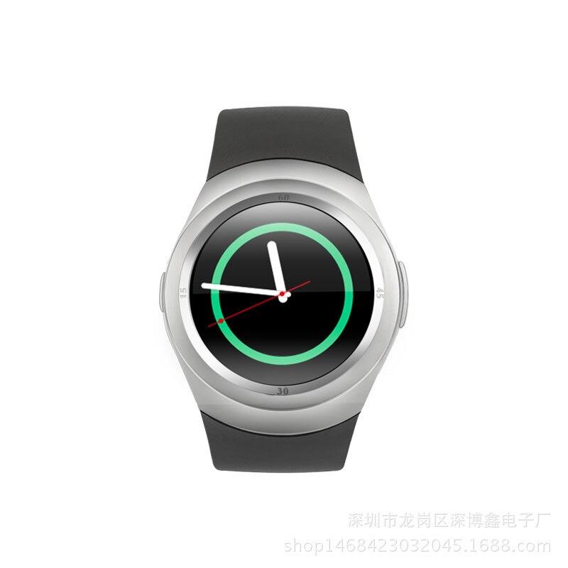 Smartch T11 Smart SIM Card Bluetooth Smart Watch IPS Display Monitor Sleep Tracker Pedometer Smartwatch PK