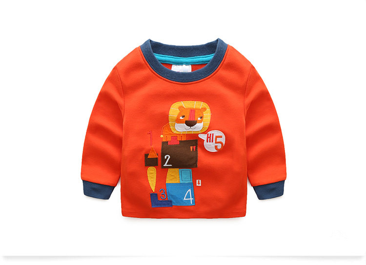 HTB1IR2VRVXXXXcWXVXXq6xXFXXXa - VIDMID boys t-shirt long sleeves children's t-shirts autumn cartoon kids shirts for boys clothes cotton baby clothes boy t-shirt