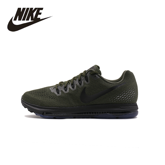 NIKE Original New Arrival AIR ZOOM All Out Mens Running Shoes Mesh  Breathable Stability Street All