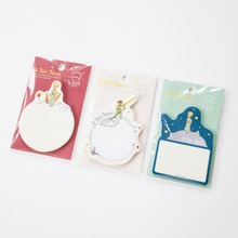 30 pcs/Lot Le petit prince sticky notes Cartoon memo pad Post it paper sticker Cute Stationery Office School supplies FM625
