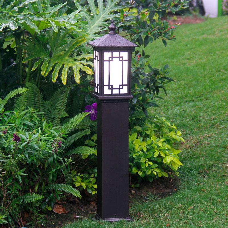 Waterproof street LED light garden lamp European lawn lighting fixtures household Luminaria