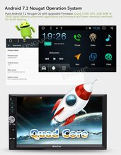 "EinCar 7"" Car Radio Android7.1 Car Vedio Player FM/AM Radio Stereo Receiver Double din in Dash Head Unit+Mirror Link Wifi 1080P"