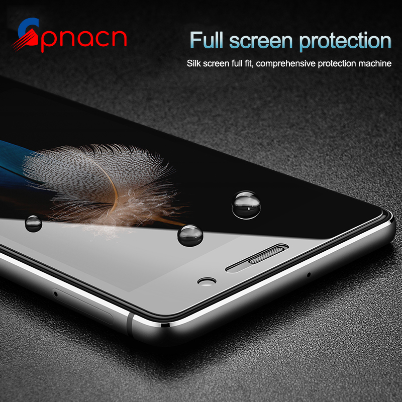 Full Cover Tempered Glass For Huawei P10 P10 lite P10 Plus Screen Protector Film For Huawei