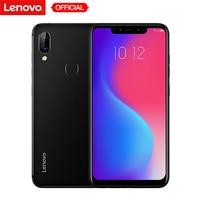 Глобальная версия lenovo S5 Pro 6 GB 64 GB Notch Экран мобильного телефона 20MP четыре камеры 6,2 дюймов 8 core 4G LTE разблокирован смартфон