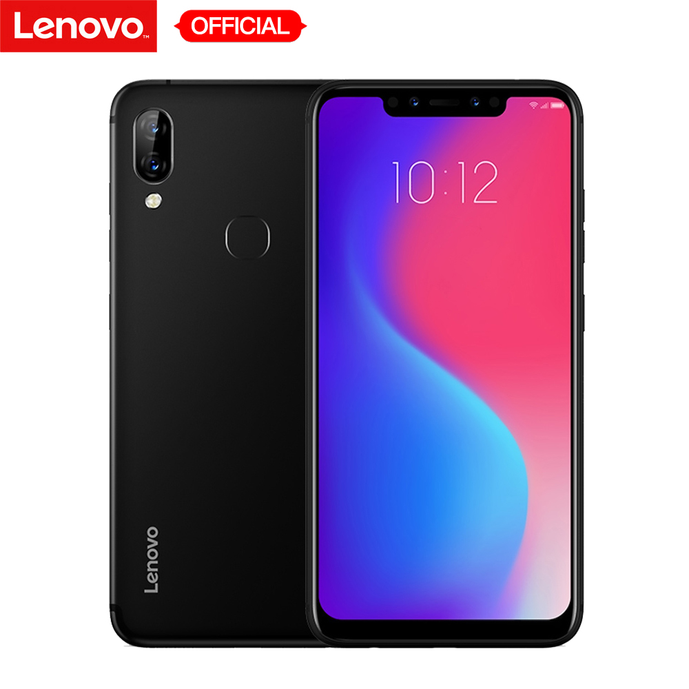 Globale Version Lenovo S5 Pro 6 GB 64 GB Kerbe Bildschirm Handy 20MP Vier-cams 6,2 zoll 8 -core 4G LTE Entsperrt Smartphone