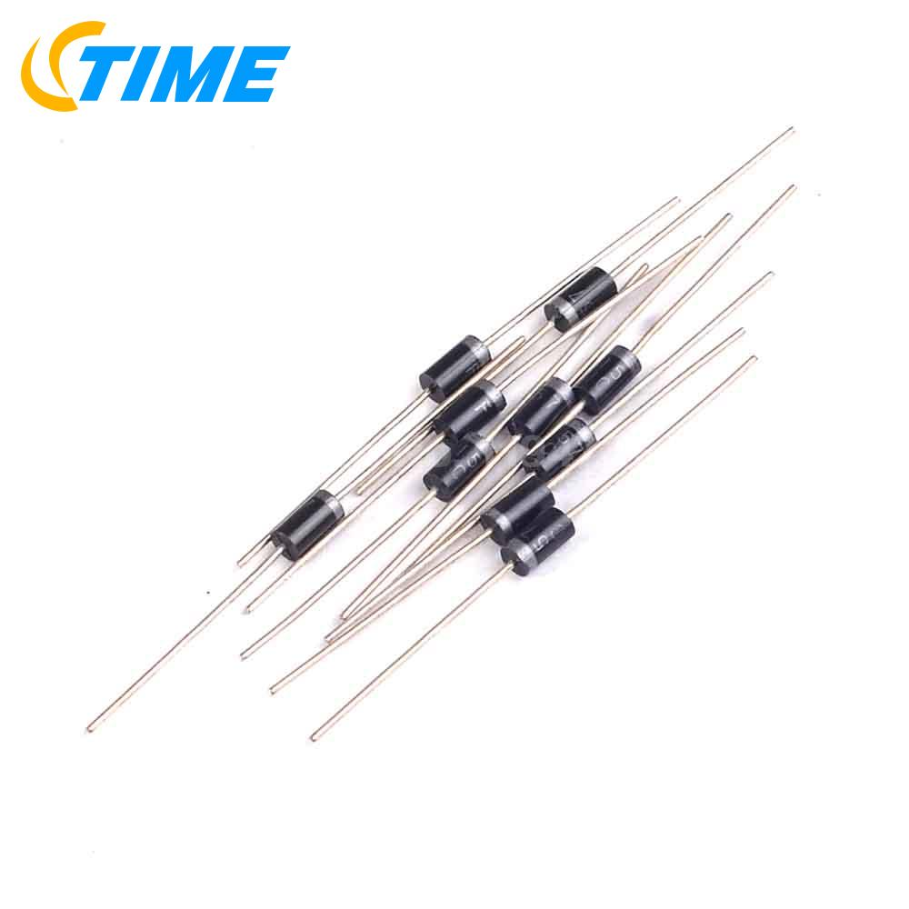100PCS FR157 1.5A 1000V DO 15 Fast Recovery Rectifier