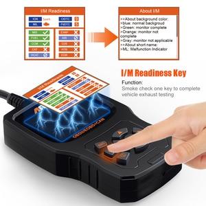 Image 3 - Ancel EU510 OBD2 スキャナコードリーダー自動バッテリーテスター自動診断 obd 2 自動車スキャナー車診断ツール pk ELM327