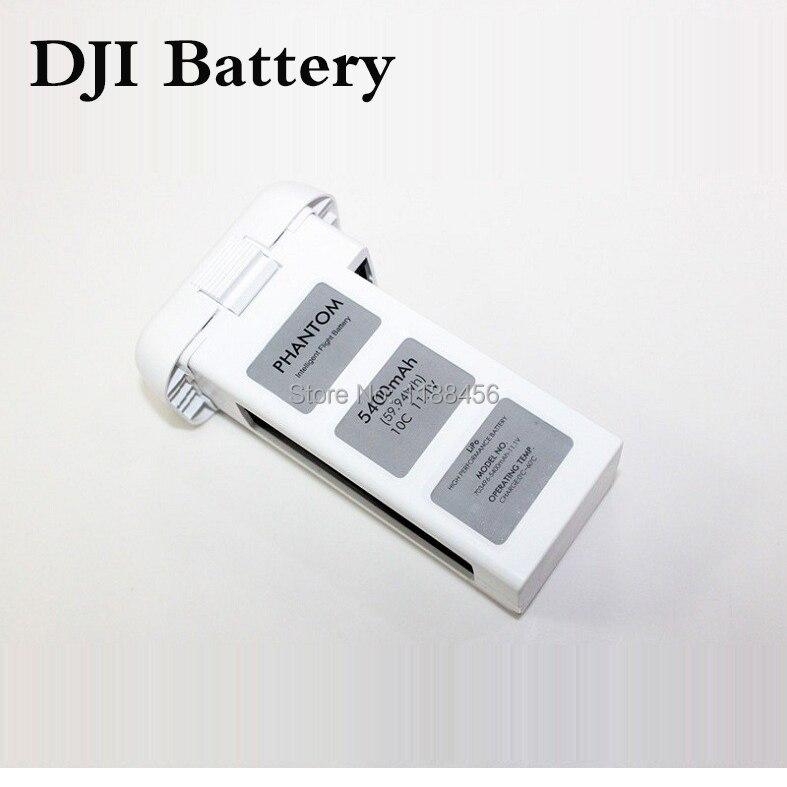 DJI Phantom 2 / Phantom 2 Vision Vision+ 10C 11.1V 5400mAh Li-po Battery DJI Spare Parts High Capacity Battery