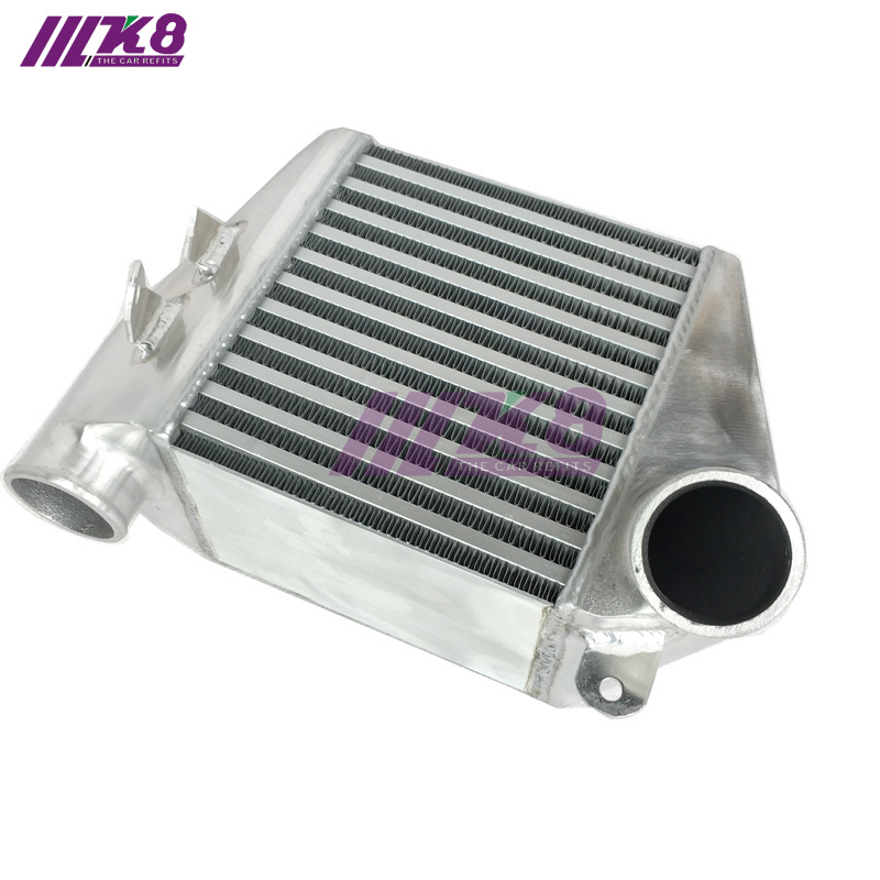 BOLT-ON Side Mount Intercooler For V W 02-05 JETT A Golf GT I MK4 1.8t Turbo Kit