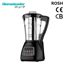 Homeleader Electrical Soup Machine Automatic Food Mixer Household Soup Maker with Blender Pulse Steamer Boiler K66