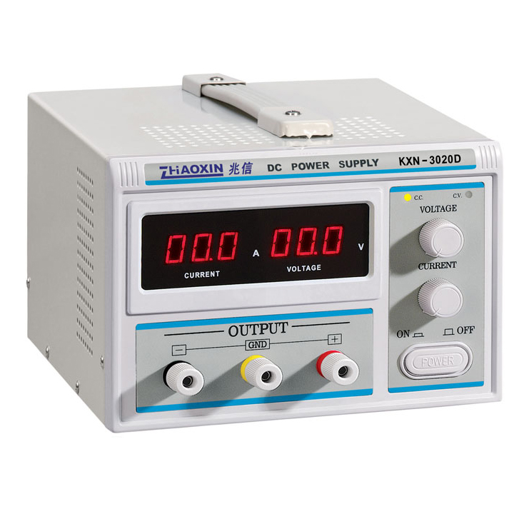 ZHAOXIN 3020d dc power supply 30V20A adjustable power supply, high power switch voltage regulators/Stabilizers 220V rps3020d 2 digital dc power adjustable power 30v 20a power supply linear power notebook maintenance