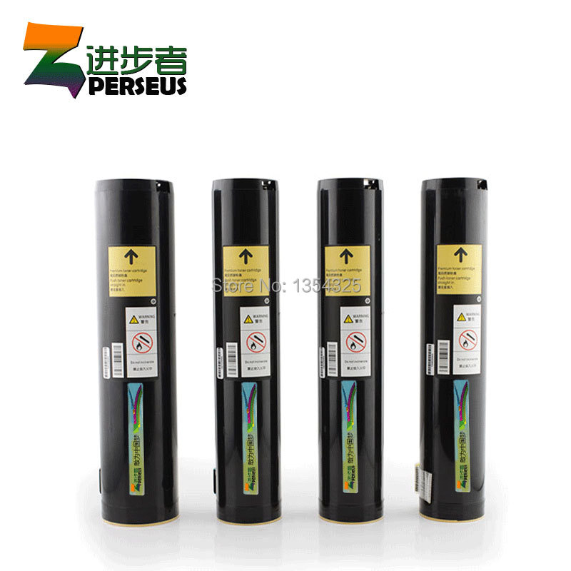 4 Pack HIGH QUALITY TONER CARTRIDGE FOR XEROX Phaser 7750 7750dn 7750dx 7750gx FULL COLOR COMPATIBLE XEROX 106R006525/26/27/28 laser pinter spare parts color compatible cartridge for xerox 7400 toner reset chip