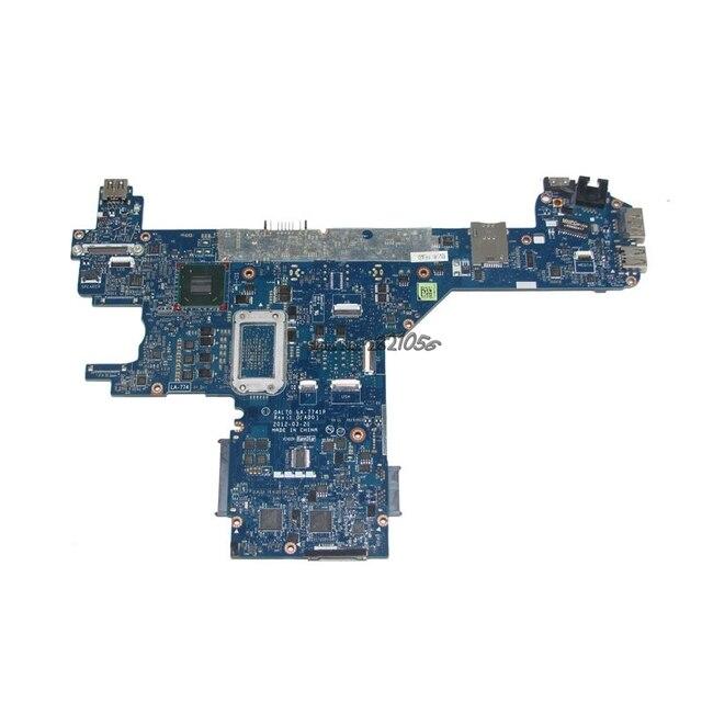 NOKOTION لديل E6330 اللوحة المحمول 0D3RGW D3RGW QAL70 LA-7741P 13.3 النواة i7 3520M 2.90GHz hd4000