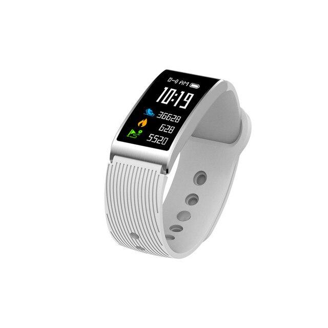 Heart rate smart watch women GPS tracker smart bracelet smart wristband women wa