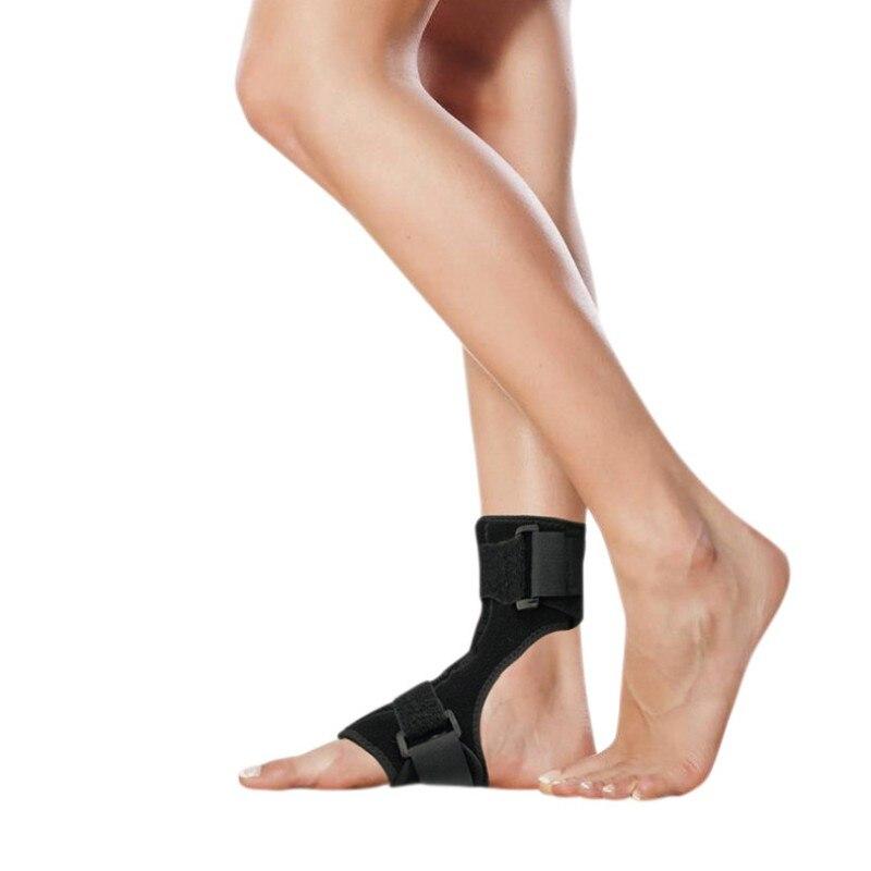 1 pièce orthèse de pied de cheville soulagement de la douleur correction de la chute de pied Arace réglable attelle orthèse orthèse orthèse soutien soins des pieds