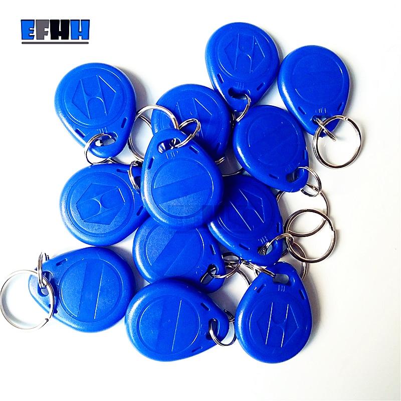 125Khz T5577/T5567/T5557/T5200 Rewritable RFID Keyfobs Key Tags Copy Clone Blank Card In Access Control Card