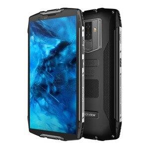 Image 3 - Blackview BV6800 برو 5.7 بوصة 4 جيجابايت 64 جيجابايت الهواتف الذكية الوجه إفتح أندرويد 8.0 ثماني النواة اللاسلكية شحن NFC المزدوج سيم الهواتف المحمولة