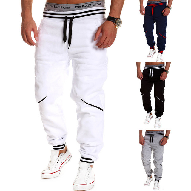 New Arrival  Men  Pants mens sweatpants men casual trousers joggers pants Men's Fashion pant Fashion Design
