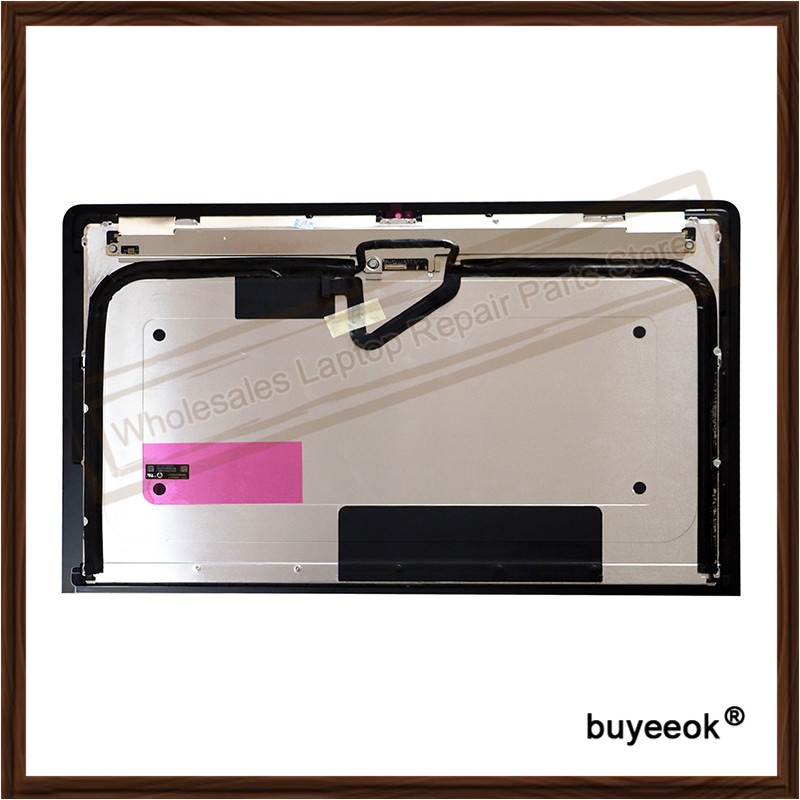 "Original New For Apple iMac 21.5"" A1418 LCD Screen With Glass Assembly 2012 2013 Year 661-7109 LM215WF3 SD D1 D2 D3"