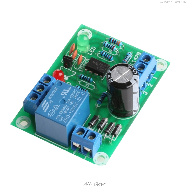 2018 1Pc Liquid Level Controller Module Water Level Detection Sensor 9V-12V AC/DC