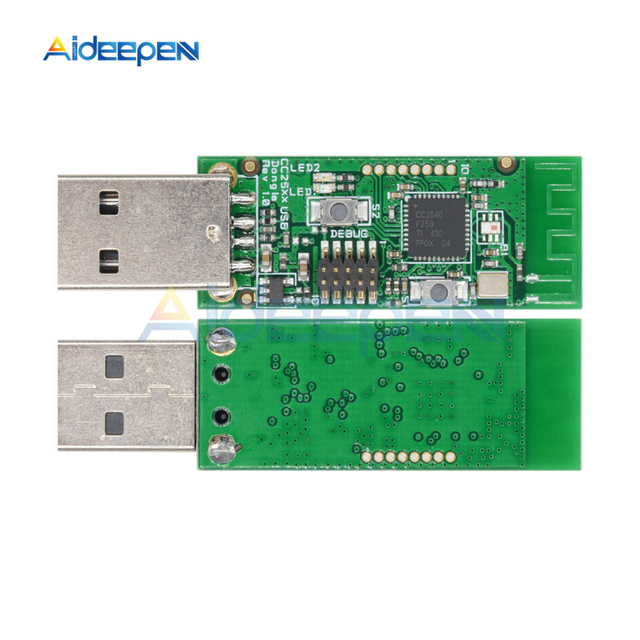 US $4 61 18% OFF|CC2540 Zigbee Sniffer Bluetooth 4 0 BLE USB Protocol  Analysis BTool Packet Sniffer Board Debug Pin 1Mbps Module-in Instrument  Parts &