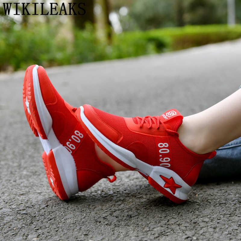 Buty w stylu casual kobiety letnie trampki dla kobiet oddychające oczek buty modne trampki marka kobiety czarny sneakers kobiety kosz bona