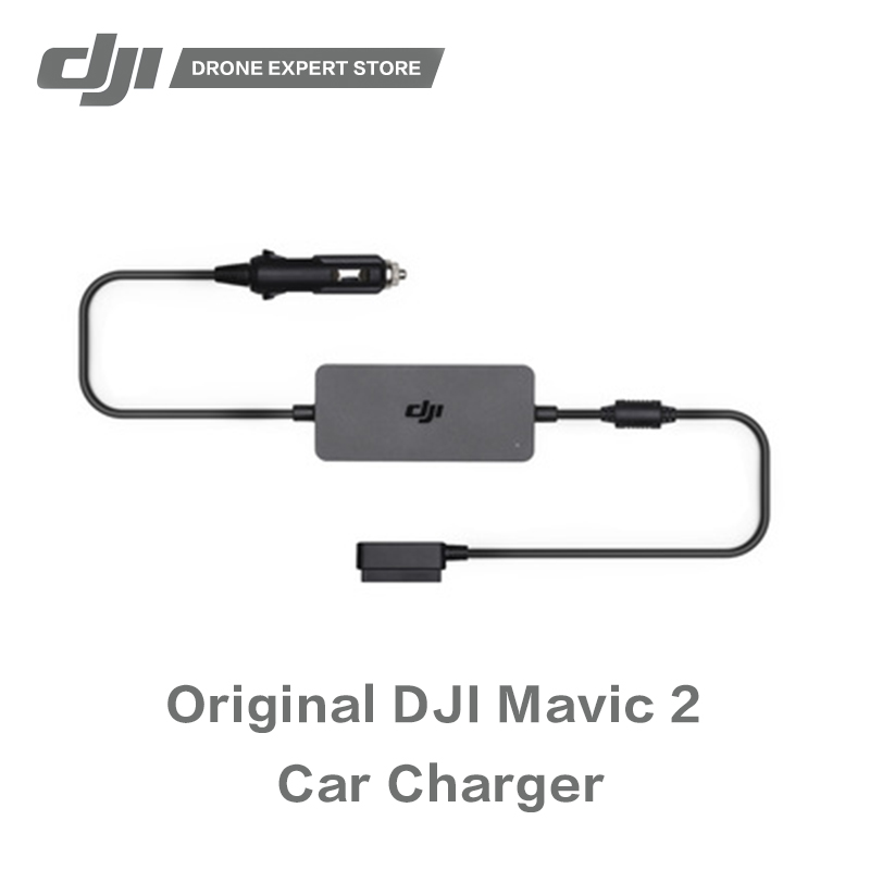 Original DJI Mavic 2 Car Charger for Mavic 2 Pro / Mavic 2 Zoom квадрокоптер dji mavic 2 zoom