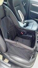 Transpirable asiento de coche del perro dover verano utilizan la tela de oxford impermeable perro esteras del coche del animal doméstico anti sucia manta perro en coche hamaca para mascotas estera