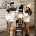 2016 Star New Hot High Quality Family Look Matching Pajamas Matching Mother and Daughter Clothes Father Son Clothing Outfits