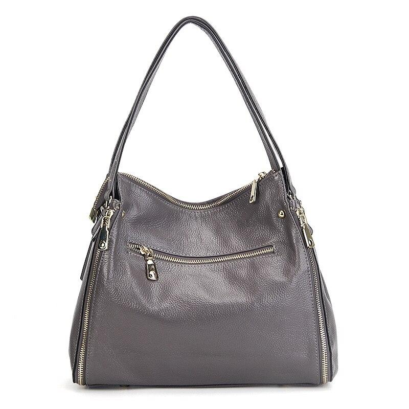 Zency Пояса из натуральной кожи Для женщин Сумки на плечо роскошные Сумки женские дизайнерские Crossbody сумка кожаная сумка для Обувь для девочек