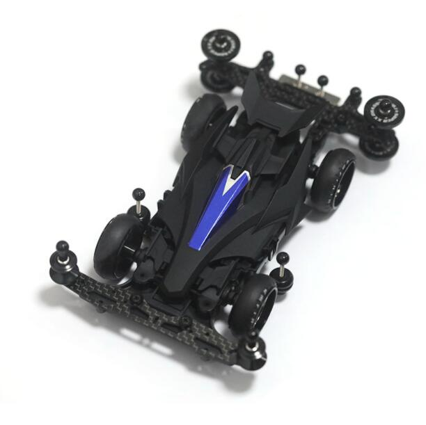 MK3 18627 1/32 Scale Tamiya Mini 4WD Racing Car Model MS Chassis (Not Assembled)