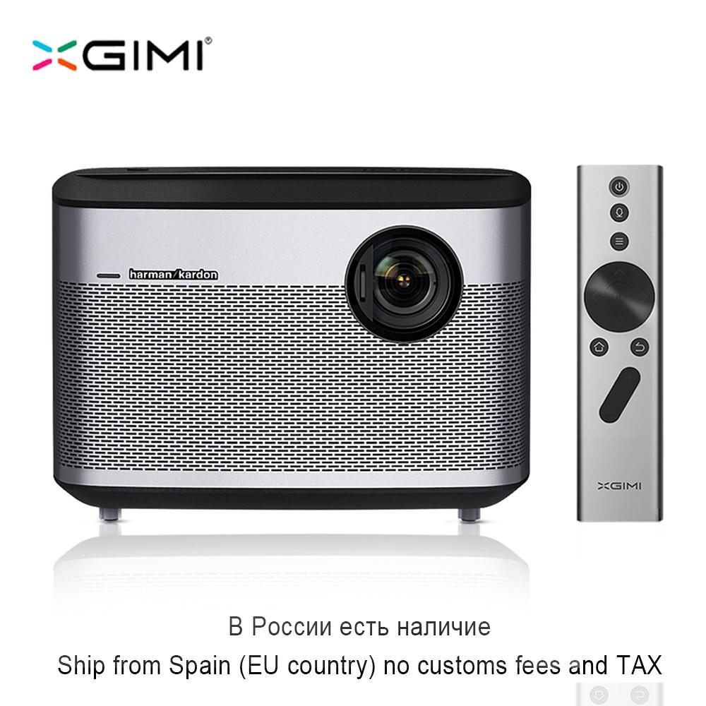 Xgimi H1 DLP проектор 1920x1080 Full HD 3D Поддержка 4 К proyector Android 5.1 Bluetooth, Wi-Fi дома Театр 300 дюйма Экран проектор