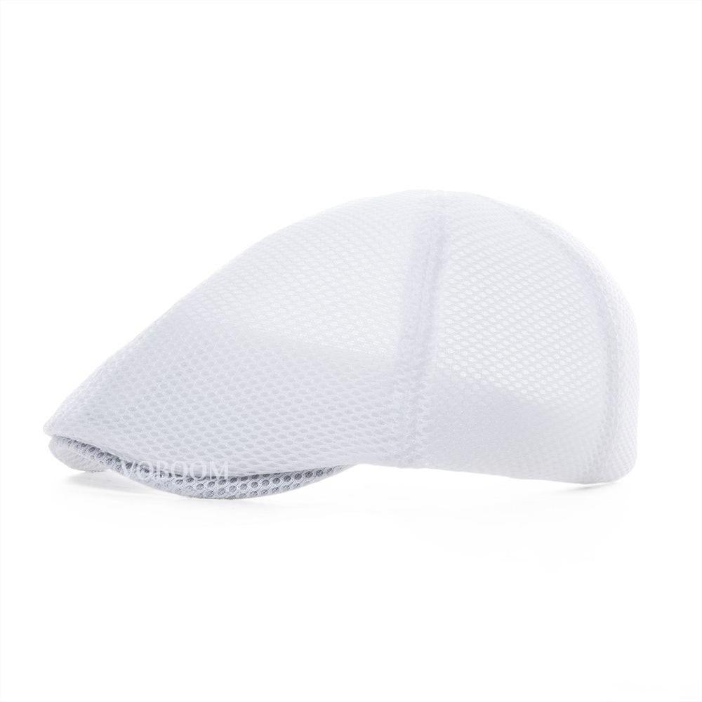 huge selection of 04ba5 a2f70 VOBOOM Summer Flat Men Women Newsboy Caps Beret Hat Driver