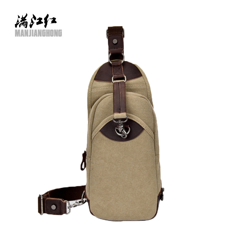 Manjianghong men Messenger Casual Travel Chest Bag Canvas Crossbody Back Pack Men's Shoulder Bag Multifunction Small Travel Bags man canvas chest bag fashion messenger casual travel chest bag back pack men s single shoulder bags small travel chest pack