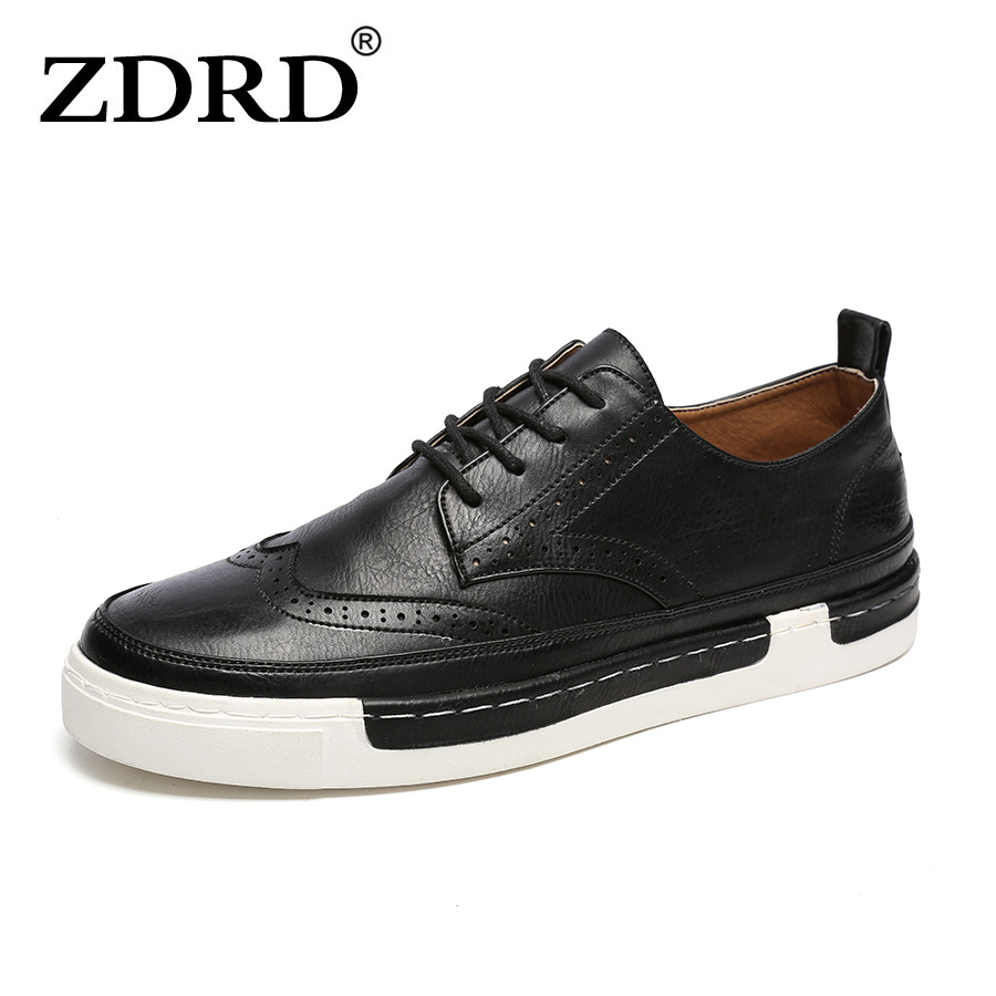 zdrd 2016 brand new shoes genuine leather flats shoes