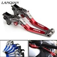 Motorcycle brake Lever Clutchs Accessories handle bar CNC Clutch Brake Levers For HONDA CBR125R CBR 125R 2005