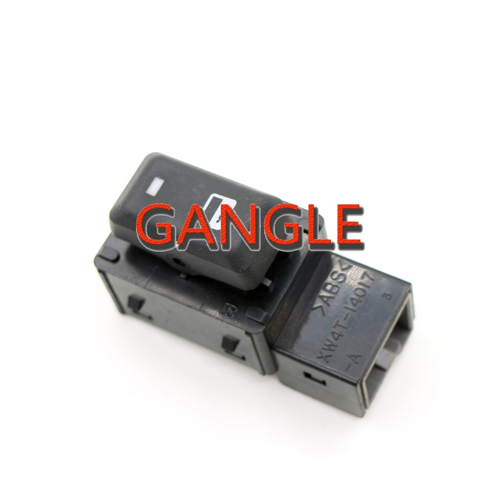 XW4T 14017 A RIGHT FRONT PASSENGER LOCK SWITCH FOR LINCOLN