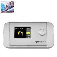MOYEAH CPAP Machine équipement médical avec masque Nasal insertion complète carte SD pour l'apnée du sommeil Anti-ronflement Nasal