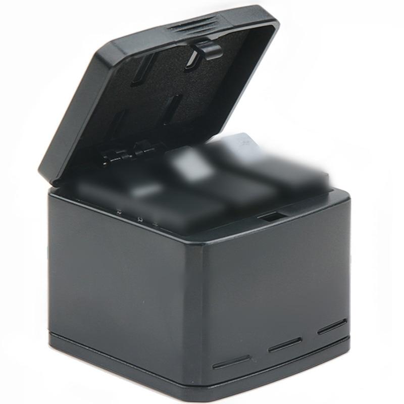 Laddare till Gopro Hero 5 6 3-vägs 3-laddare USB-typ-C-kabel - Kamera och foto