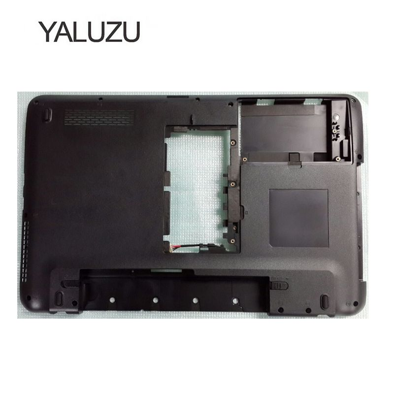 YALUZU New Laptop Bottom Base Case Cover Assembly For Toshiba L650 L655 black Base Chassis D Case shell lower case new original laptop base bottom case cover for toshiba satellite pro c660 c660d series d shell black ap0ik000100 k000115660