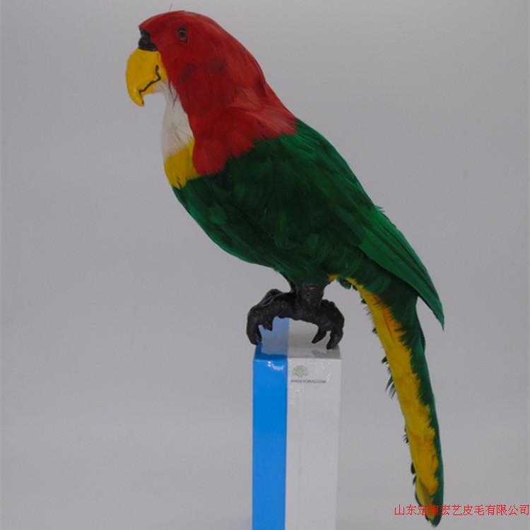 new simulation big parrot toy polyethylene & furs lovely green parrot model gift about 22*12*45CM 234 стоимость