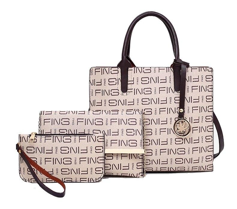 Women purses and handbags woman shoulder bags brand designers 2019 luxury bag crossbody handbag new fashion in Shoulder Bags from Luggage Bags