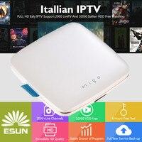 Ipremium Migo With 1 Year Europe IPTV Italy IPTV Android TV BOX H 265 Quad Core