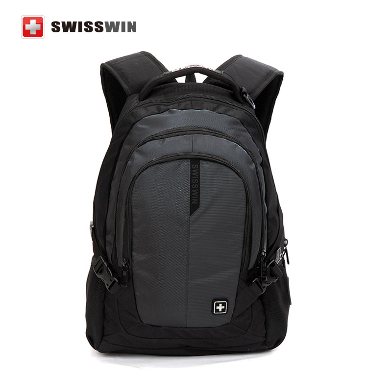 ФОТО Hot Sale Multifunction Swiss Brand Backpack Waterproof 15,6