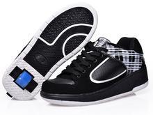 2016 Breathable Shoes Roller Skates Girls Kids Super Light Shoes Children Size 29 38 WEIDA