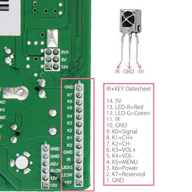 US $15 89 10% OFF 3663 New Digital Signal DVB C DVB T2 DVB T Universal LCD  TV Controller Driver Board UPGRADE 3463A Russian USB play LUA63A82-in