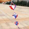 Envío gratis niños manga de cometa cometas kite wei fábrica fácil control 3d pulpo kite kite carrete de nylon ripstop de fútbol