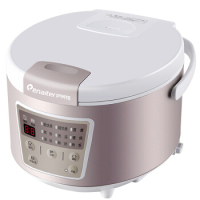 3L 24 Hours Reservation Home Mini Electric Rice Cooker Cylinder Multifunction Intelligent Rice Cooking Machine with Free Set