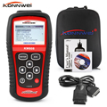 OBD2 Scanner KW808 Car Diagnostic Code Reader  CAN OBDII / EOBD Auto Engine Reset Tools work for US/Asian/European vehicles